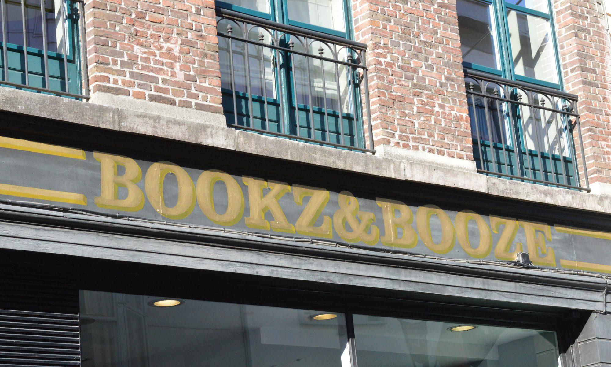 Bookz&Booze